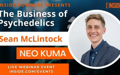 Sean McLintock (Neo Kuma Ventures) Presents at The Business of Psychedelics   September 2021