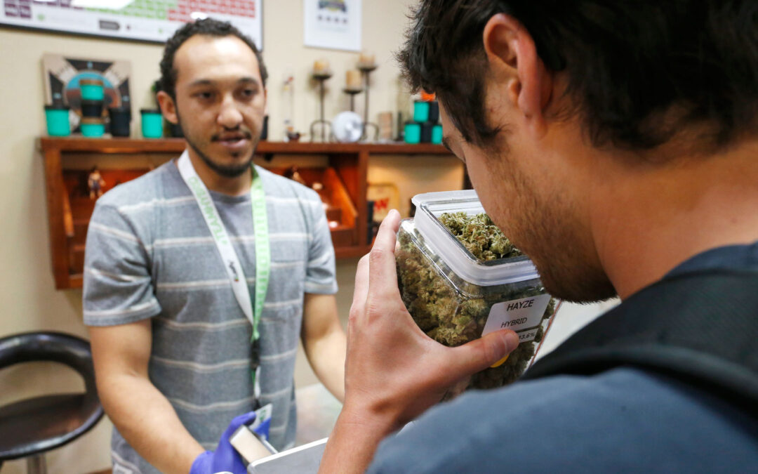 How to get hired as a budtender