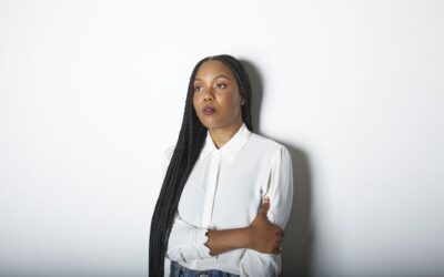 Becoming Jasmine Mans: poet and founder of Buy Weed from Women